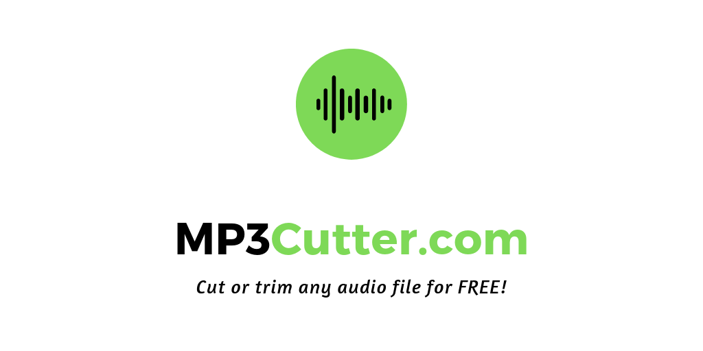 Online MP3 Cutter - Cut or Trim Audio Files for Free